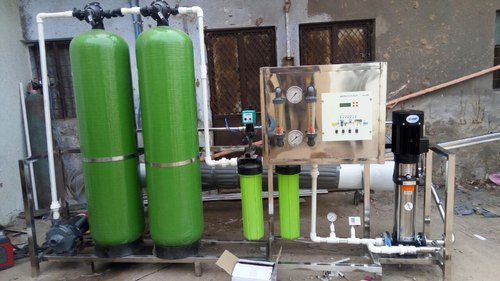 mineral water plant suppler